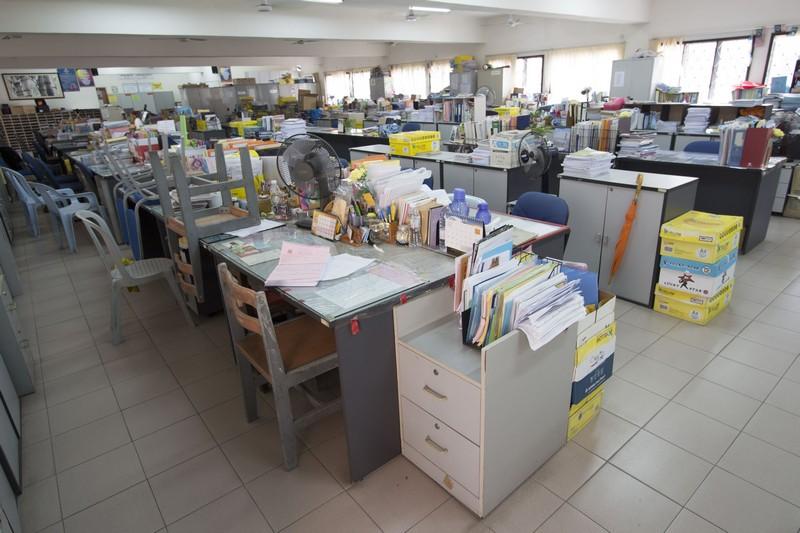 Teacher Office